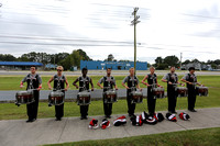 White Oak High School Band Competition